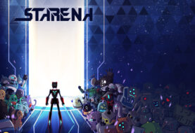 Starena Boss Fighting Game Comes to Steam This Month!