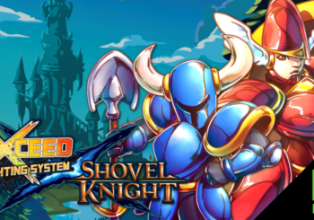 EXCEED Fighting System - Shovel Knight Hope Box - Tabletop Review