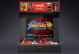 Game Trailer for Upcoming SNK NEOGEO MVSX Home Arcade System!
