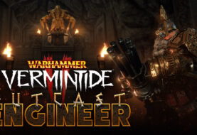 Warhammer Vermintide 2 Introduces the Outcast Engineer