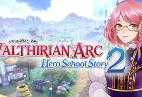 Coming out in Early Access is School Building RPG 'Valthirian Arc: Hero School Story 2'