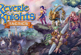 New Tactical RPG 'Reverie Knights Tactics' Launching in the Fall on All Platforms!