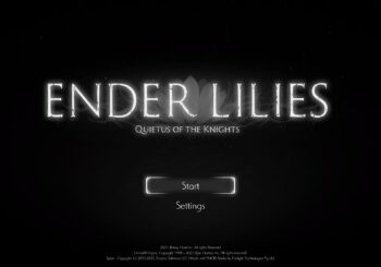 Ender Lilies: Quietus of the Knights - PS4 Review