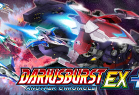 Dariusburst: Another Chronicle EX+ - PS4 Review