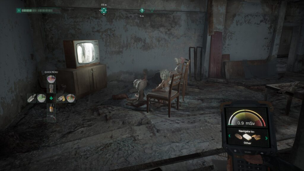 gameplay image of a room