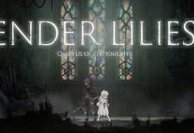 ENDER LILIES: Quietus of the Knights Gets a Free Content Update