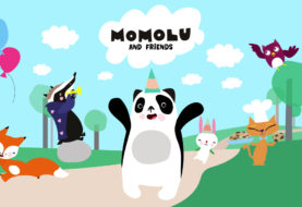 Momolu and Friends Announced for Release in September on Nintendo Switch