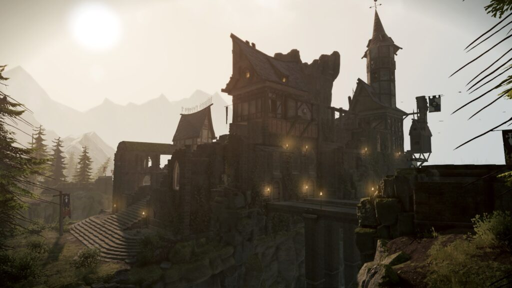 Warhammer: End Times - Vermintide Schluesselschloss image of house and area
