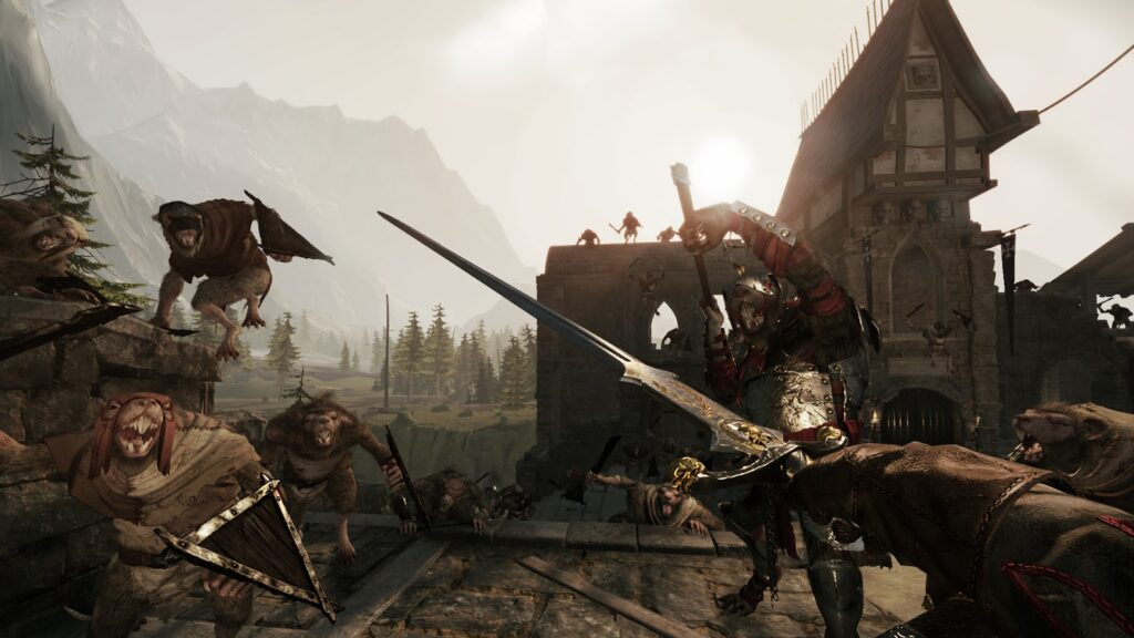 Warhammer: End Times - Vermintide Schluesselschloss image of characters