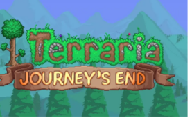 Terraria: Journey's End Available for PlayStation and Xbox Consoles!