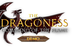 Play the Demo for 'The Dragoness: Command of the Flame' a New Roguelite RPG Now!