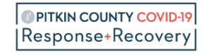 Pitkin County Response and Recovery logo