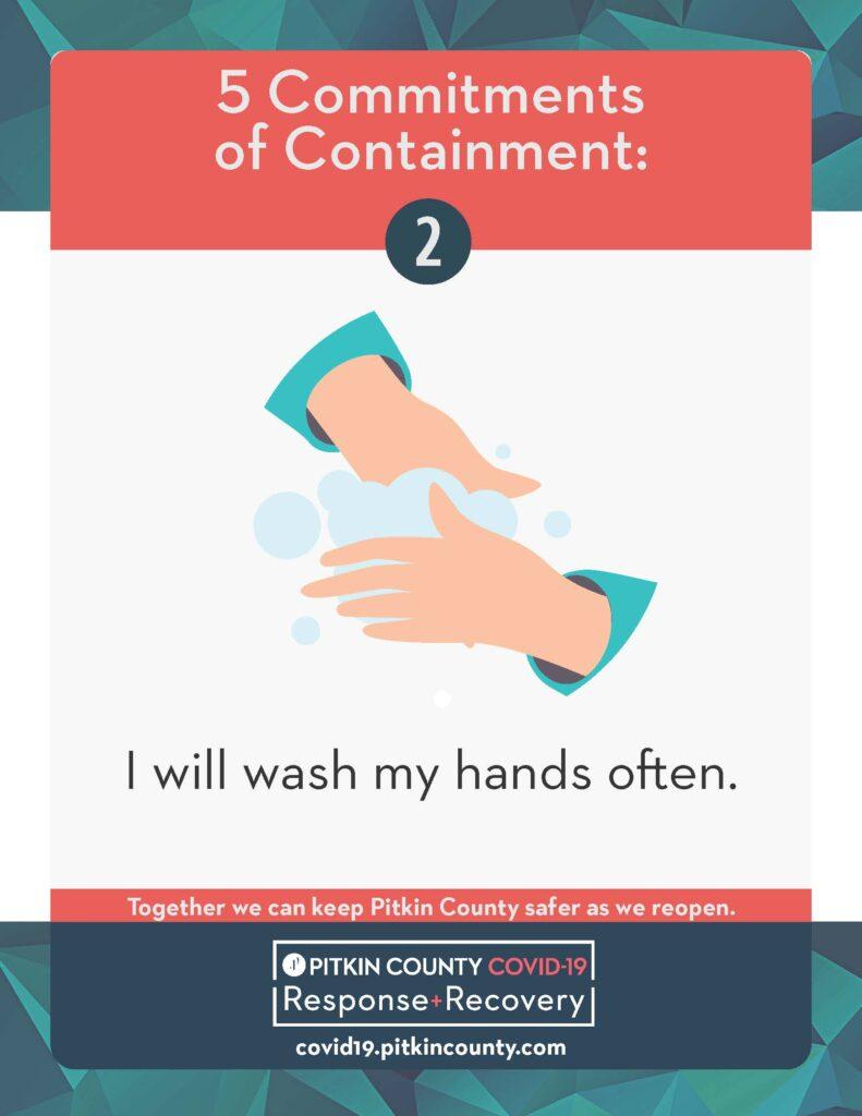 wash hands flyer