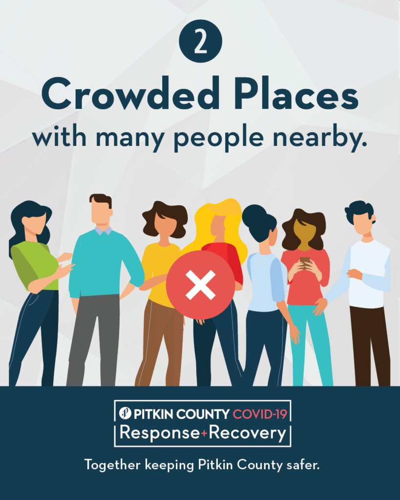 Crowded Places Flyer