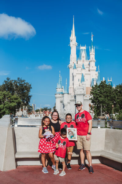 Magic Kingdom Disney Photographer