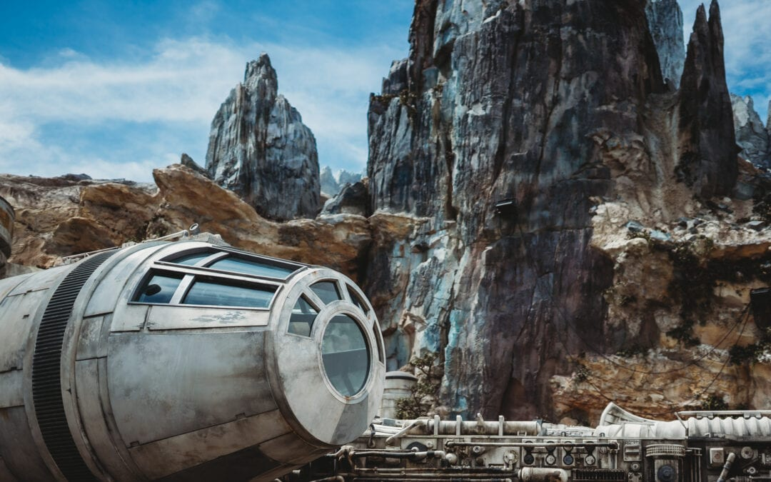 Six Tips for Galaxy's Edge