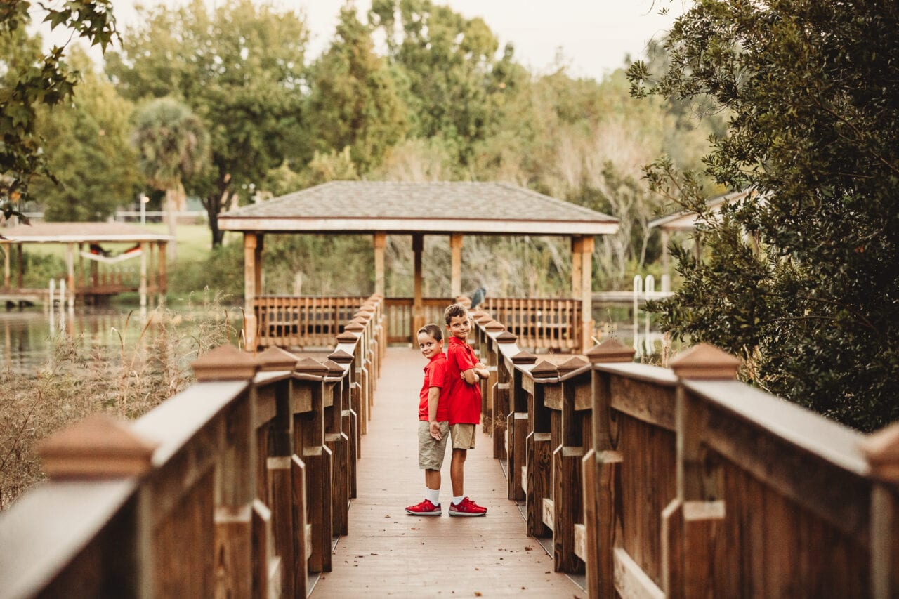 Family Session in Windermere Florida