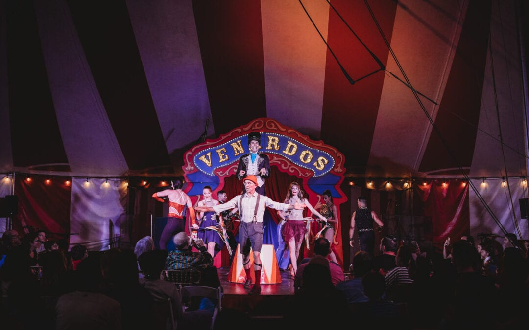 The Venardos Circus: Family Fun in Horizon West