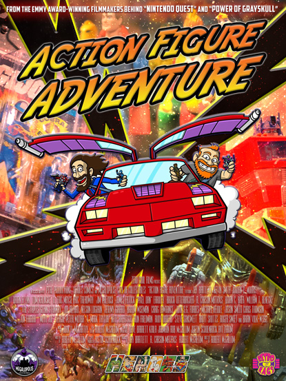Action Figure Adventure