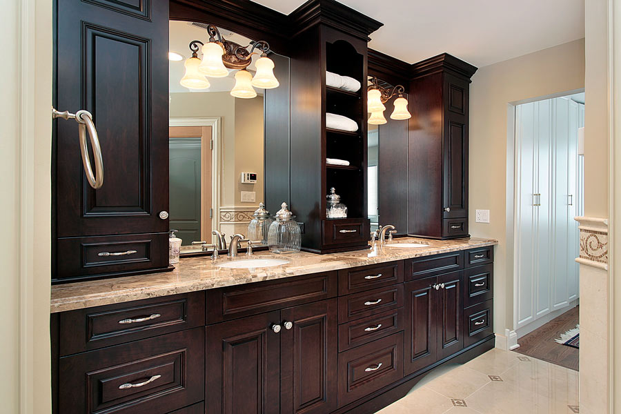 Cabinet design and bathroom remodeling in Plymouth MI