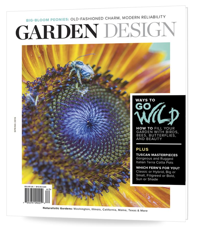 Virginia Burt Designs - Garden Design Magazine - Spring 2016