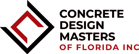 Concrete Design Masters of Florida Inc Logo
