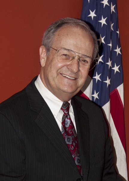 Bowie County Judge Sterling Lacy