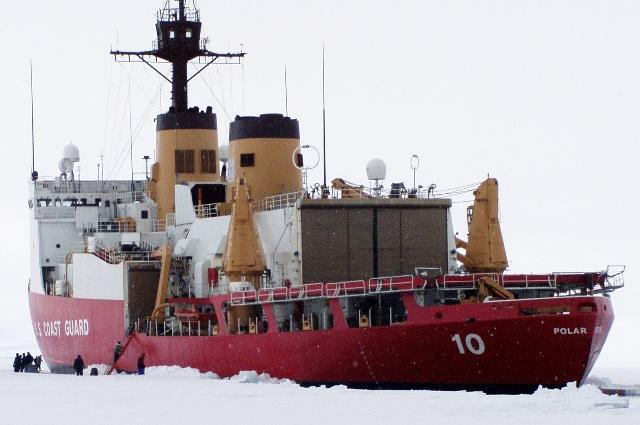 USCG Icebreaker Polar Star