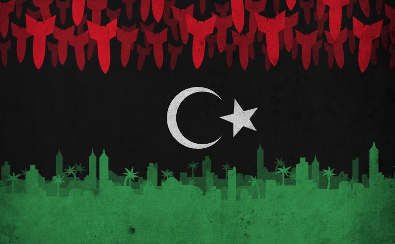 Libyan Flag