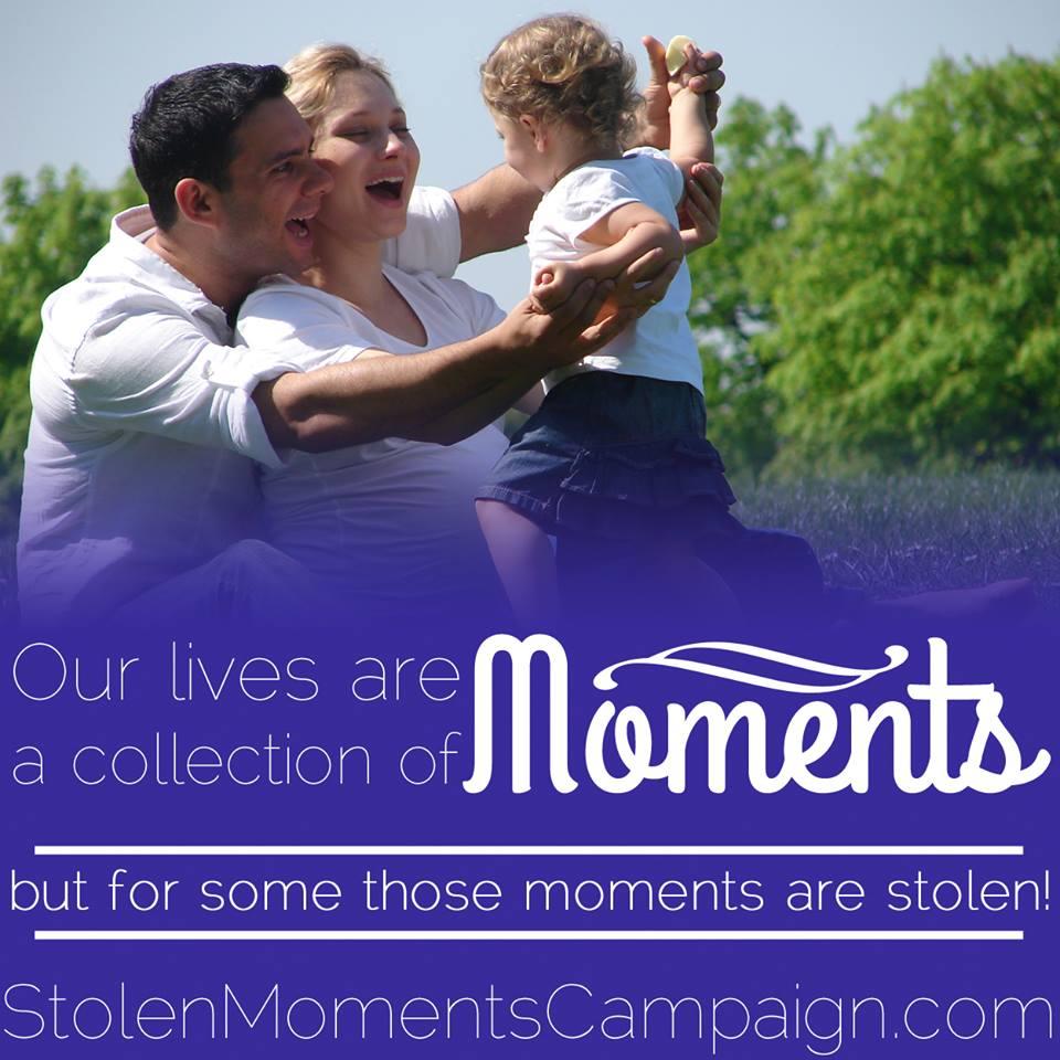 Stolen Moments Campaign