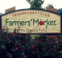 Texarkana TX Farmers' Market