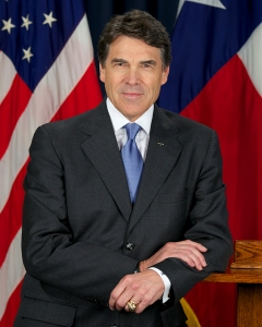 Governor Rick Perry