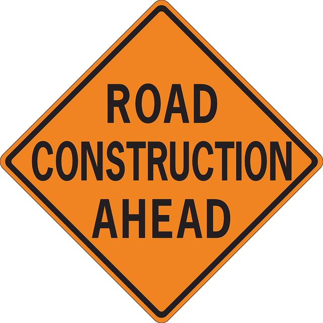 Road Construction Ahead