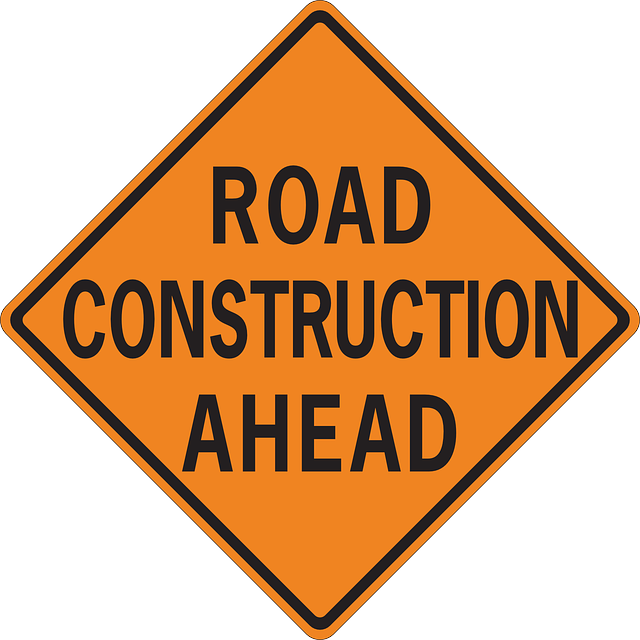 Road Construction Ahead