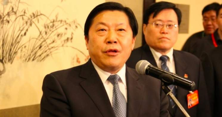 Lu Wei - Minister of the Cyberspace Administration of China