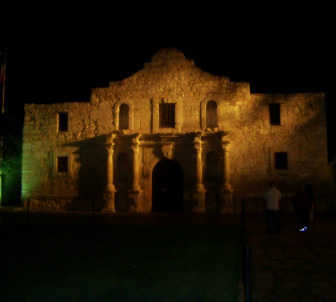 Is the Alamo a target of the UN's Agenda 21?