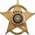 Bowie County Deputy Sheriff Badge