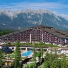 Interalpen-Hotel Tyrol in Telfs-Buchen, Austria; location of 2015 Bilderberg conference