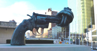 UN Gun Grabs