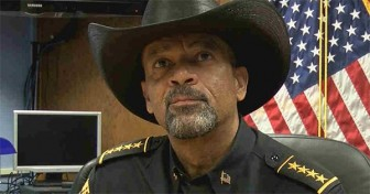 Milwaukee County Sheriff David A. Clarke, Jr.