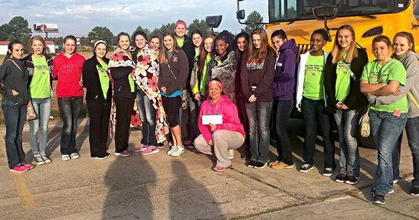 Susan G. Komen Race for the Cure - Maud ISD
