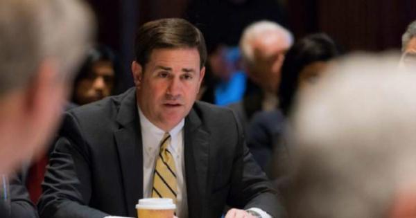 AZ Governor Doug Ducey