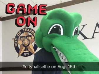 City Selfie Picture
