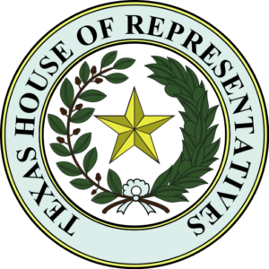 Texas House Rep Seal