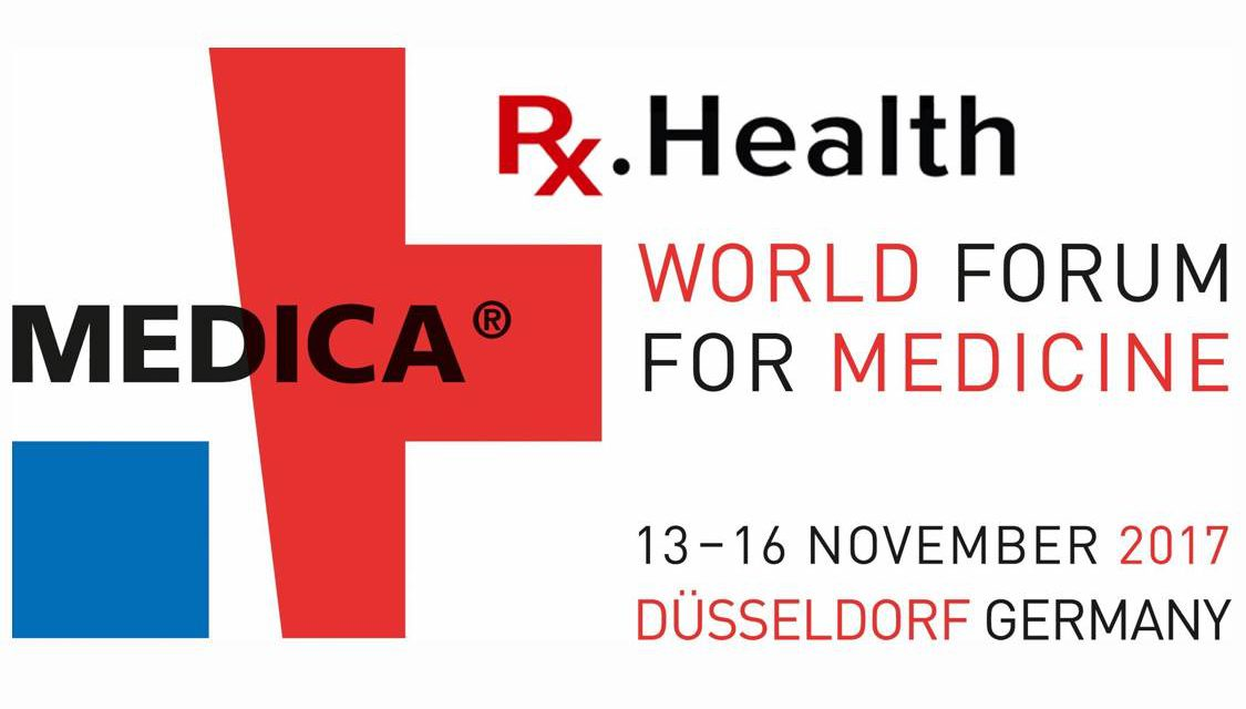 Rx.Health's RxUniverse Recognized Among Top 15 Medical Solutions of 2017 by MEDICA Jury Panel