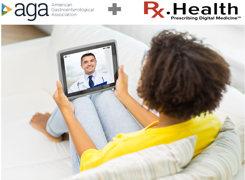 AGA and Rx.Health create Virtual Care Hub with Telehealth to support GI practices during the COVID-19 crisis
