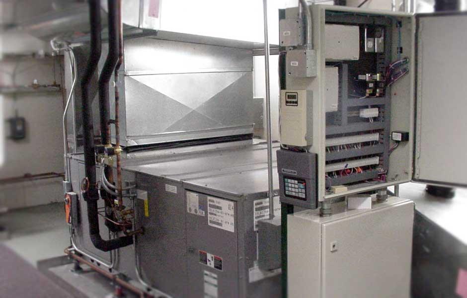 building automation systems installation repair maintenance cedar rapids iowa city dubuque iowa