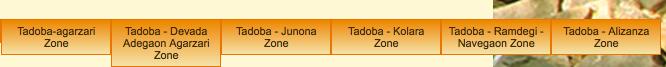 tadoba buffer zones