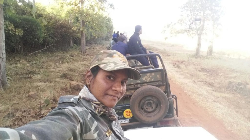 Expert Tadoba Tiger Trackers