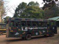 Canter Safari At Nagarhole